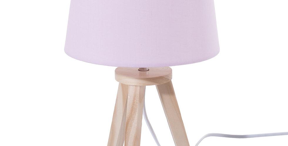Atmosphera Tafellamp Op 3 Poot Grijs