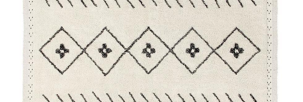 Lorena Canals Machinewasbaar tapijt Bereber Rhombs