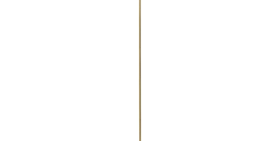 Atmosphera Vloerlamp bal goud