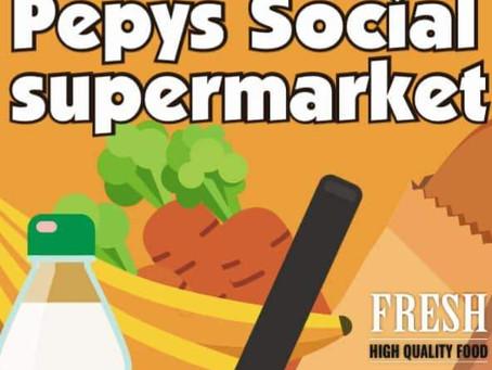 Pepys Social Supermarket
