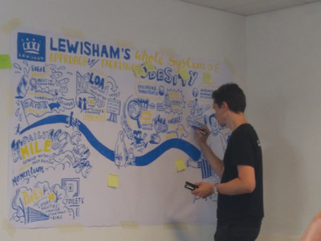 Lewisham Obesity Alliance meeting