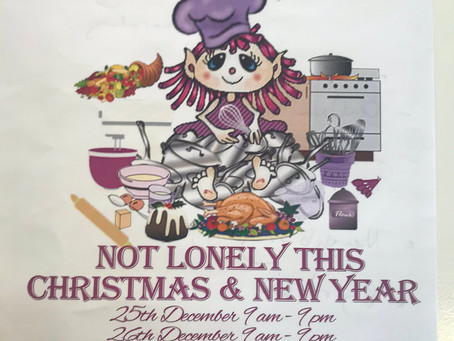 Free Christmas Meals by Evelyn Crafty Cooks