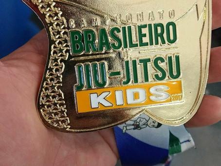 Campeonato Brasileiro de Jiu Jitsu Kids em Balneário Camboriú