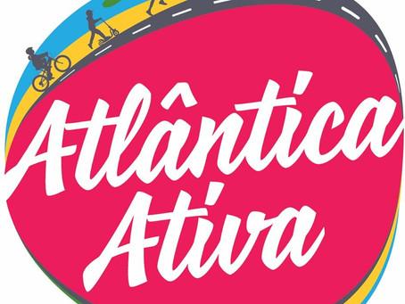 O Projeto Atlântica Ativa contará com escola Gracie Barra BC no evento.