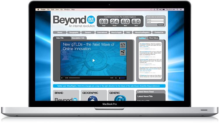 Beyond Dot Com
