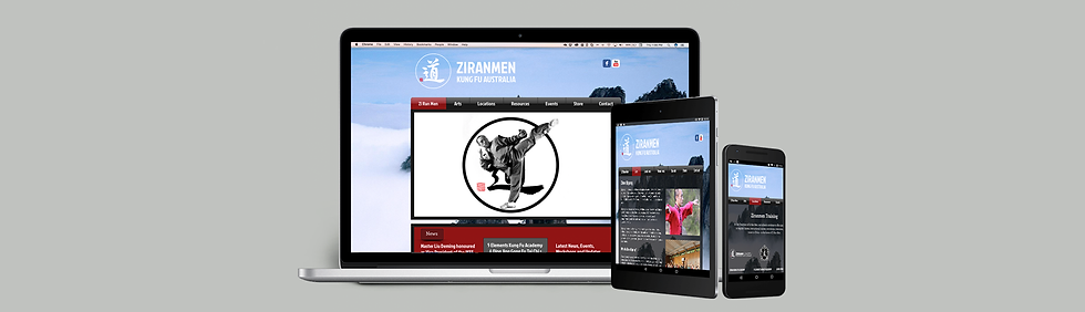 Ziranmen Kung Fu Academy