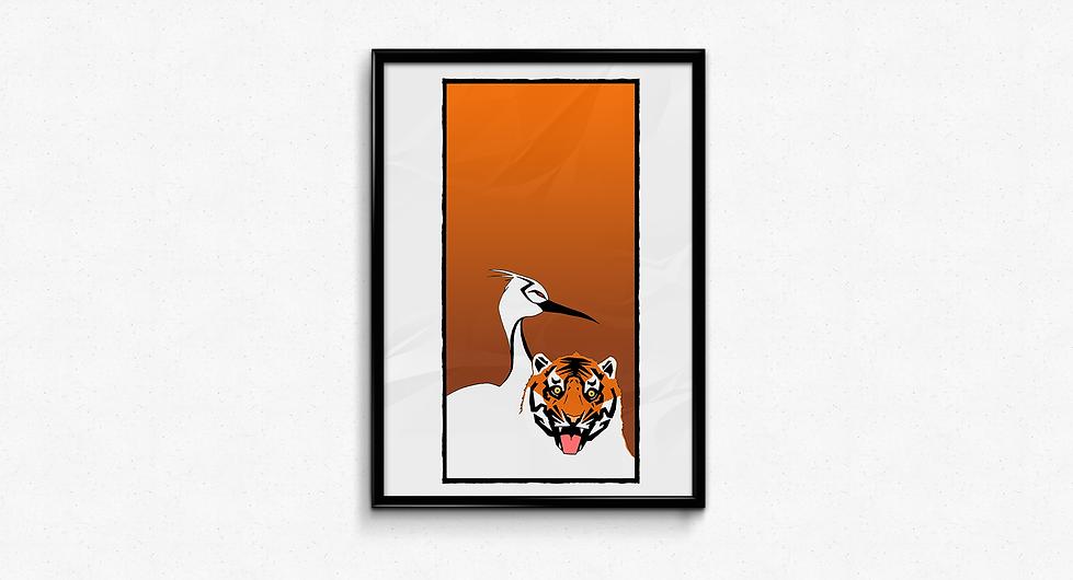 Tiger Crane Style