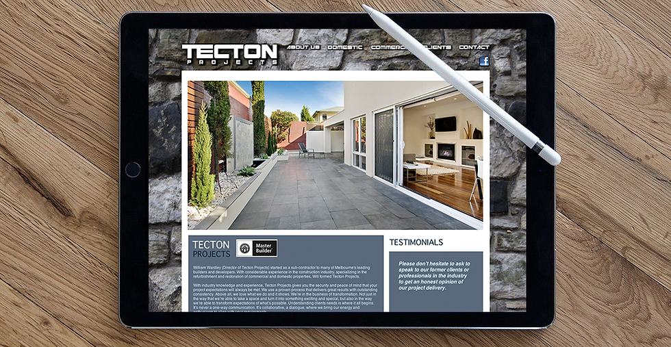 Tecton Projects
