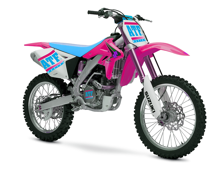 ATF Racing RMZ250 Decals