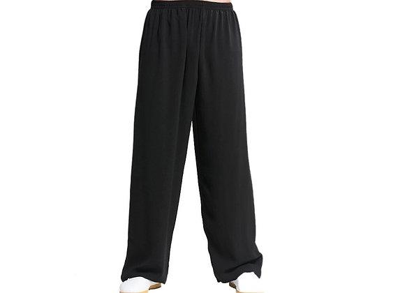 5 Elements Black Pants - Unisex