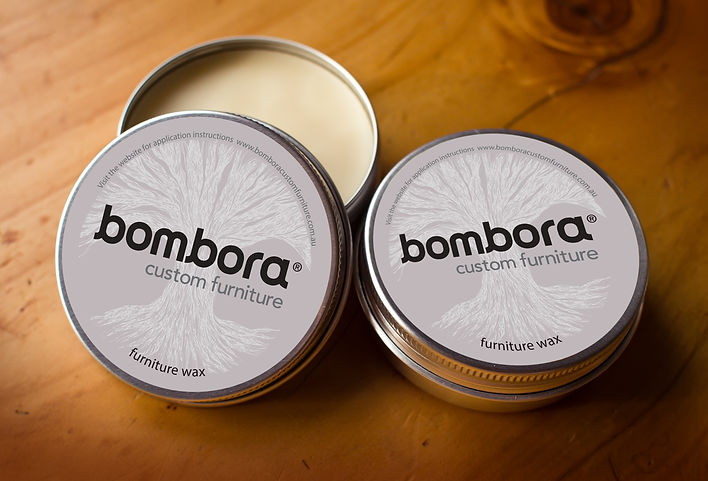 bombora custom furniture wax