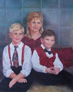 #127 Haas grandchildren