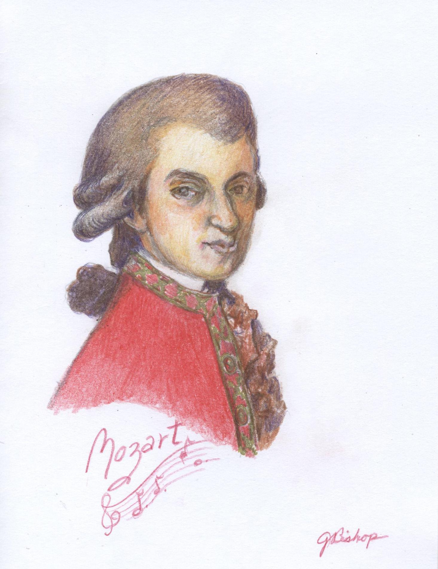 #322 Mozart