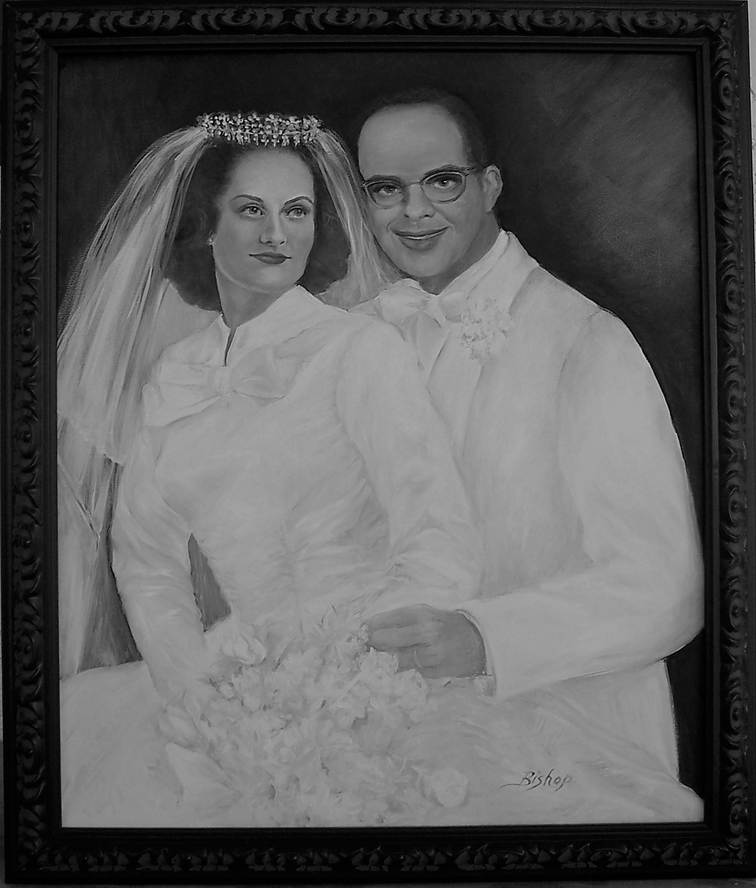 #380 wedding portrait