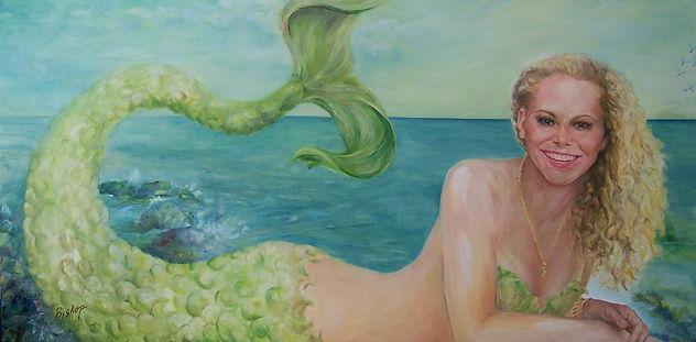 Mermaid Gail Bishop