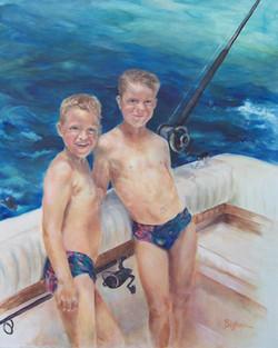 #114 Vicker's grandchildren