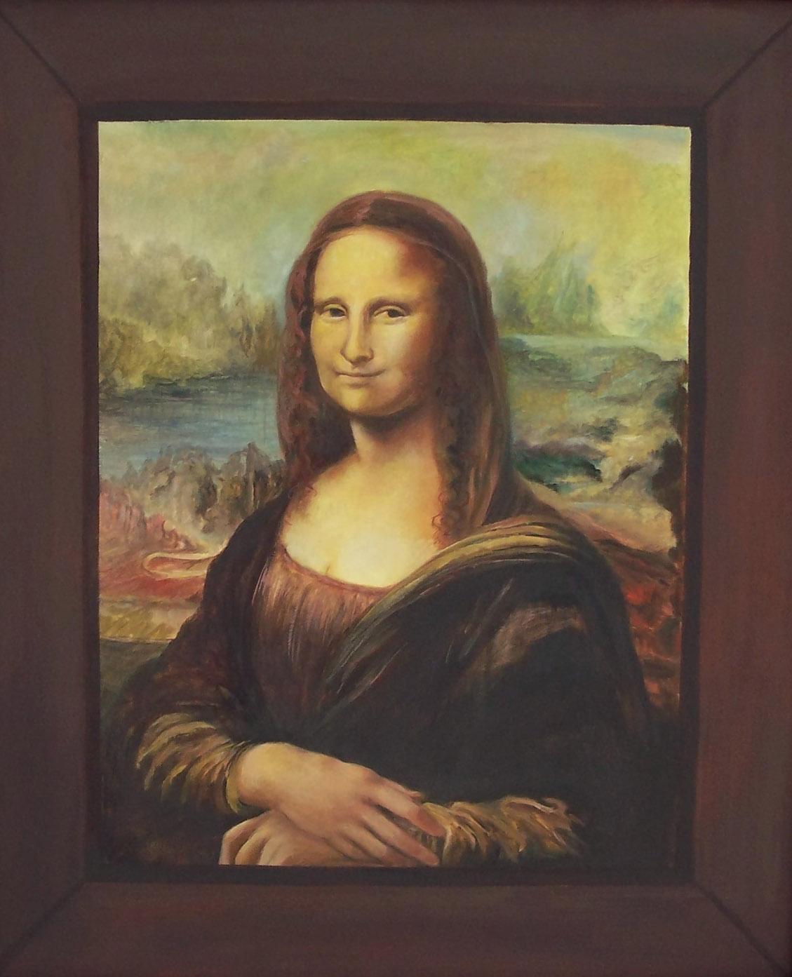 Mona Lisa #319