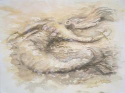 #239 Sand Mermaid