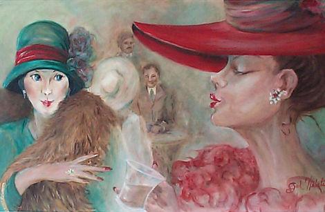 Hats Gail Bishop