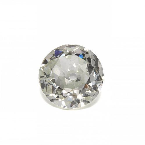Old European cut Diamond 1.00ct GIA K Si1 6.22-6.28m. AKA Early round brilliant.