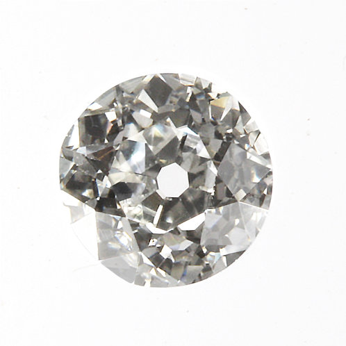 Old European cut Diamond .37 GIA  G Si1. AKA Early round brilliant cut.
