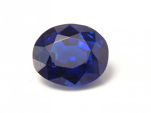 GIA. 1.02ct all natural Sapphire, unheated.