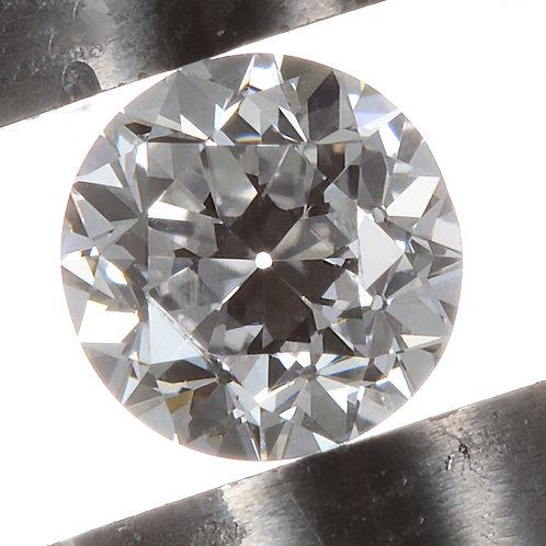 Old European cut Diamond .33ct GIA E VVS1 4.2-4.33mm. AKA Early round brilliant cut diamond.