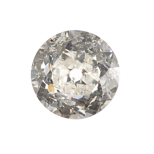 Old European cut Diamond .35 GIA  i i1 4.25-4.29mm. AKA Early round brilliant.
