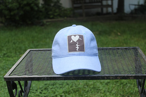 Chambray Dad Cap