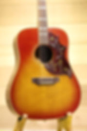 Gibson Hummingbird Vintage original 1969