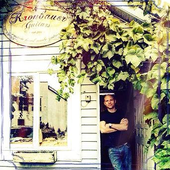 Heirlooms Music Store - Ervin Somogyi