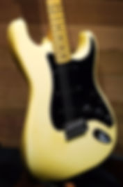 Fender 1977 Custom Shop Strat