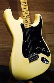 Fender 1977 Custom Shop Strat