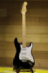 Fender Custom Shop - Blackie