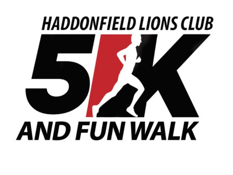 Register now! Lions Club 5K Run & Fun Walk on Saturday, October 2.