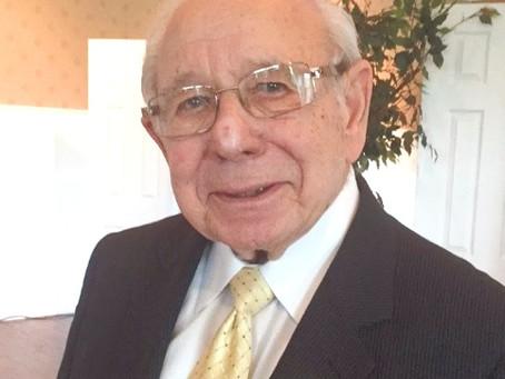 Lions Club Milestone for Dr. Ragone