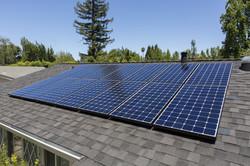 4.5 kw solar project Brooks, Alberta, Canada