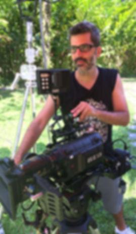 action! vídeos com o filmmaker Fred Chalub.