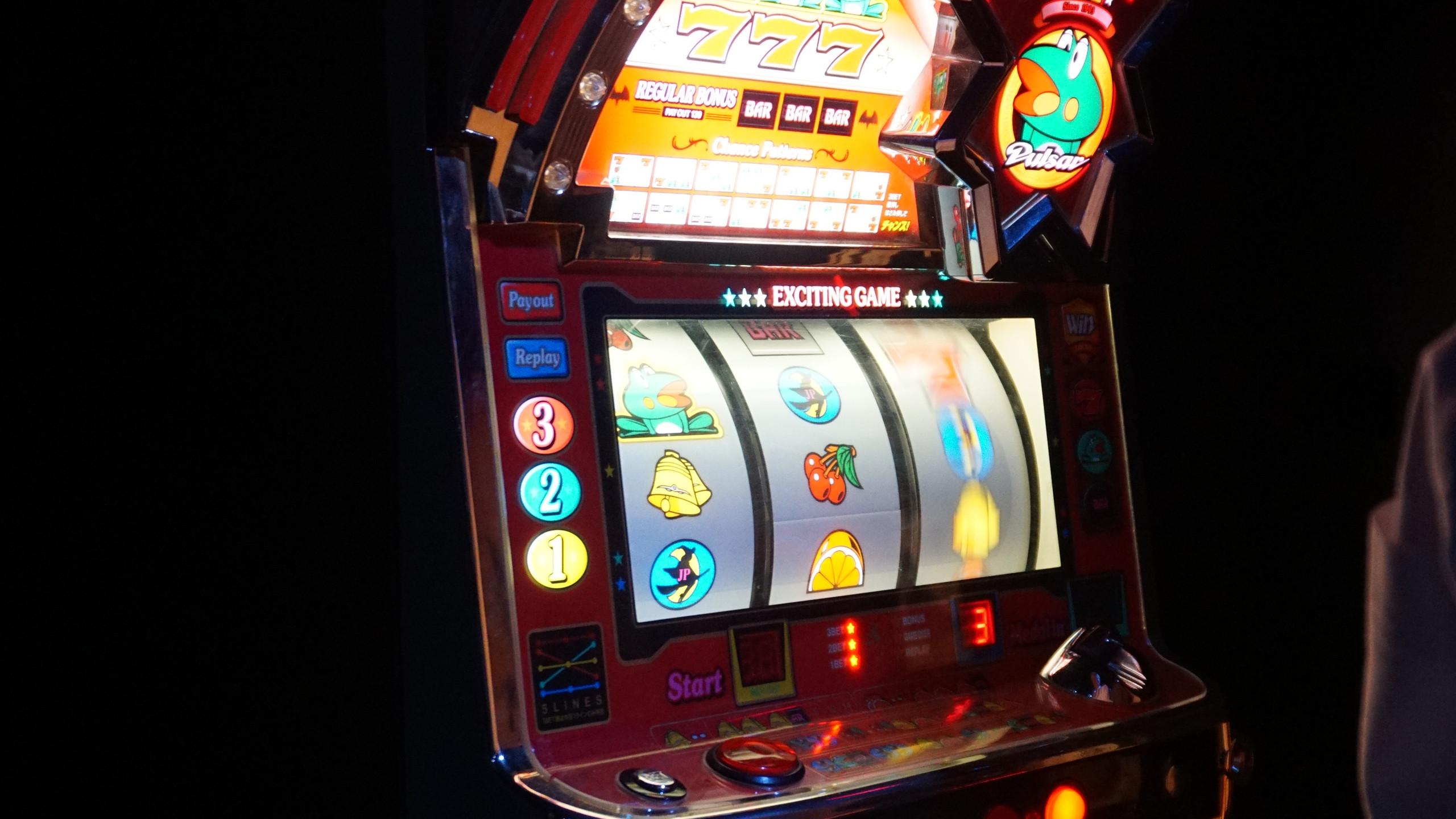 Casino machine à sous