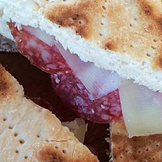 PANINO MOZZARELLA AND SALAME