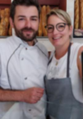 Bruno et Karine Gaigeard