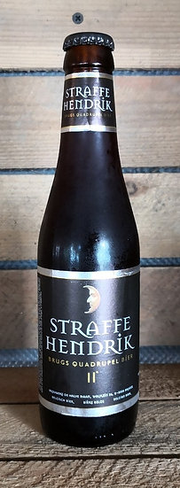 Straffe Hendrik Quadruple 11%  33cl