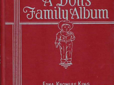 Книга A doll's family album