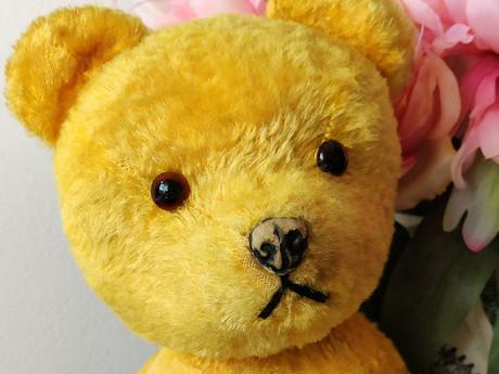 Медвежонок Питер. Реставрация