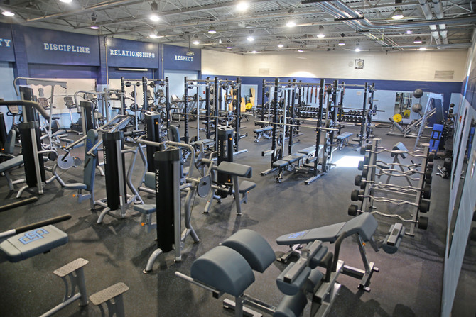 SCHOOL FITNESS CENTER DEVELOPMENT FROM A SUPERINTENDENT'S PERSPECTIVE