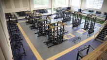 SCHOOL'S NEW FITNESS FACILITY THE ENVY OF ALL