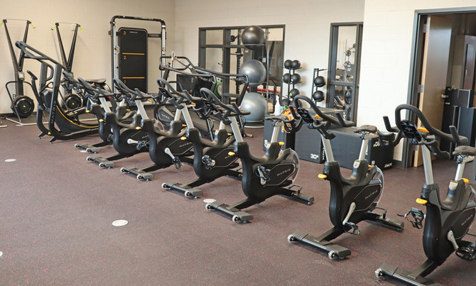 SPOTLIGHT: DOVER AREA SCHOOL DISTRICT'S NEW FITNESS CENTER