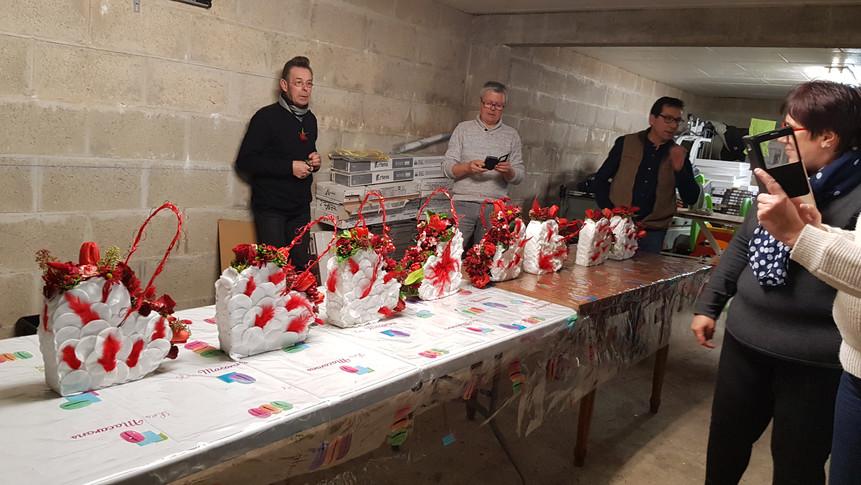 Atelier hommes St valentin