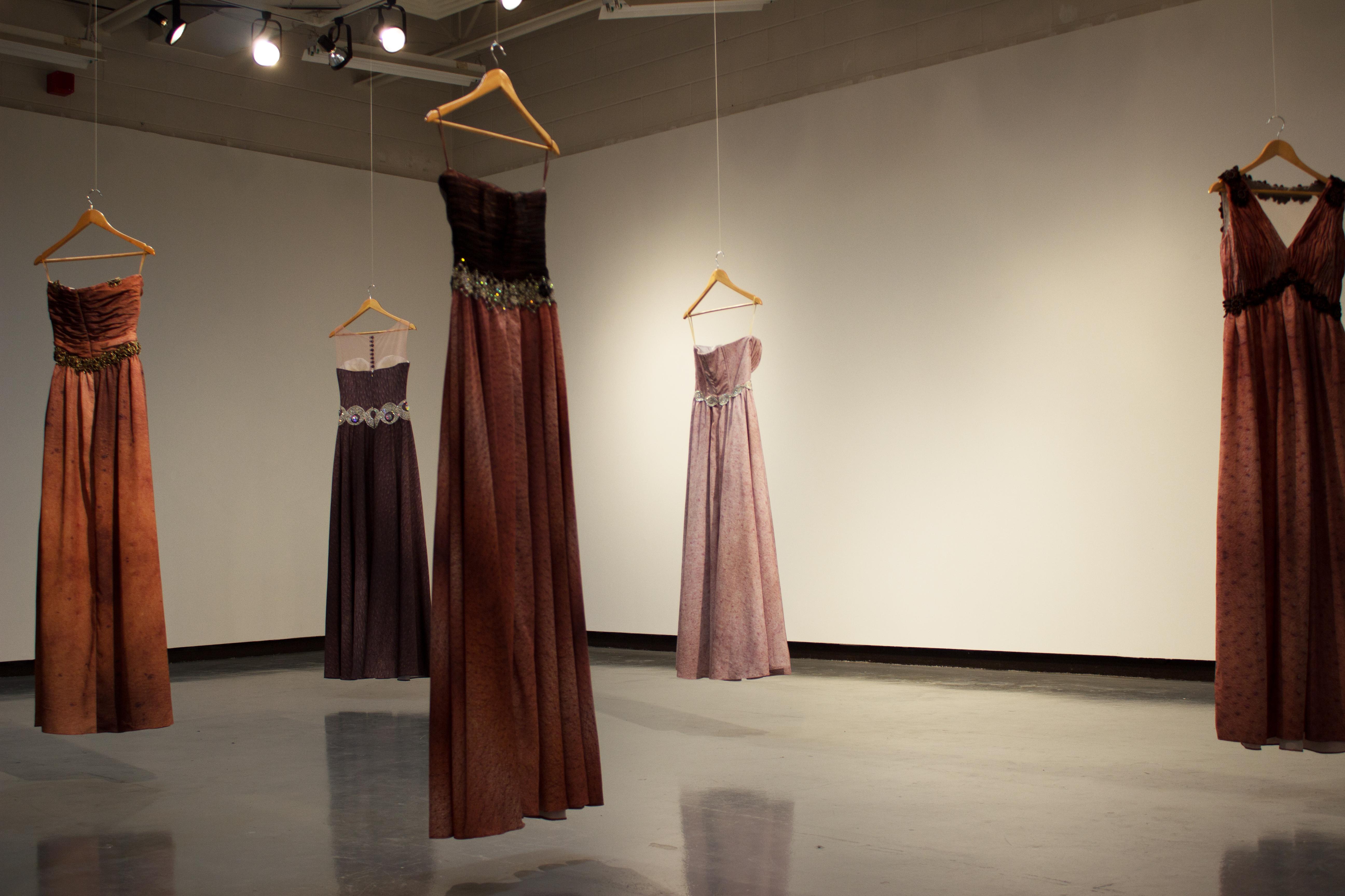 Skin-Dress Exhibition View (2013-)