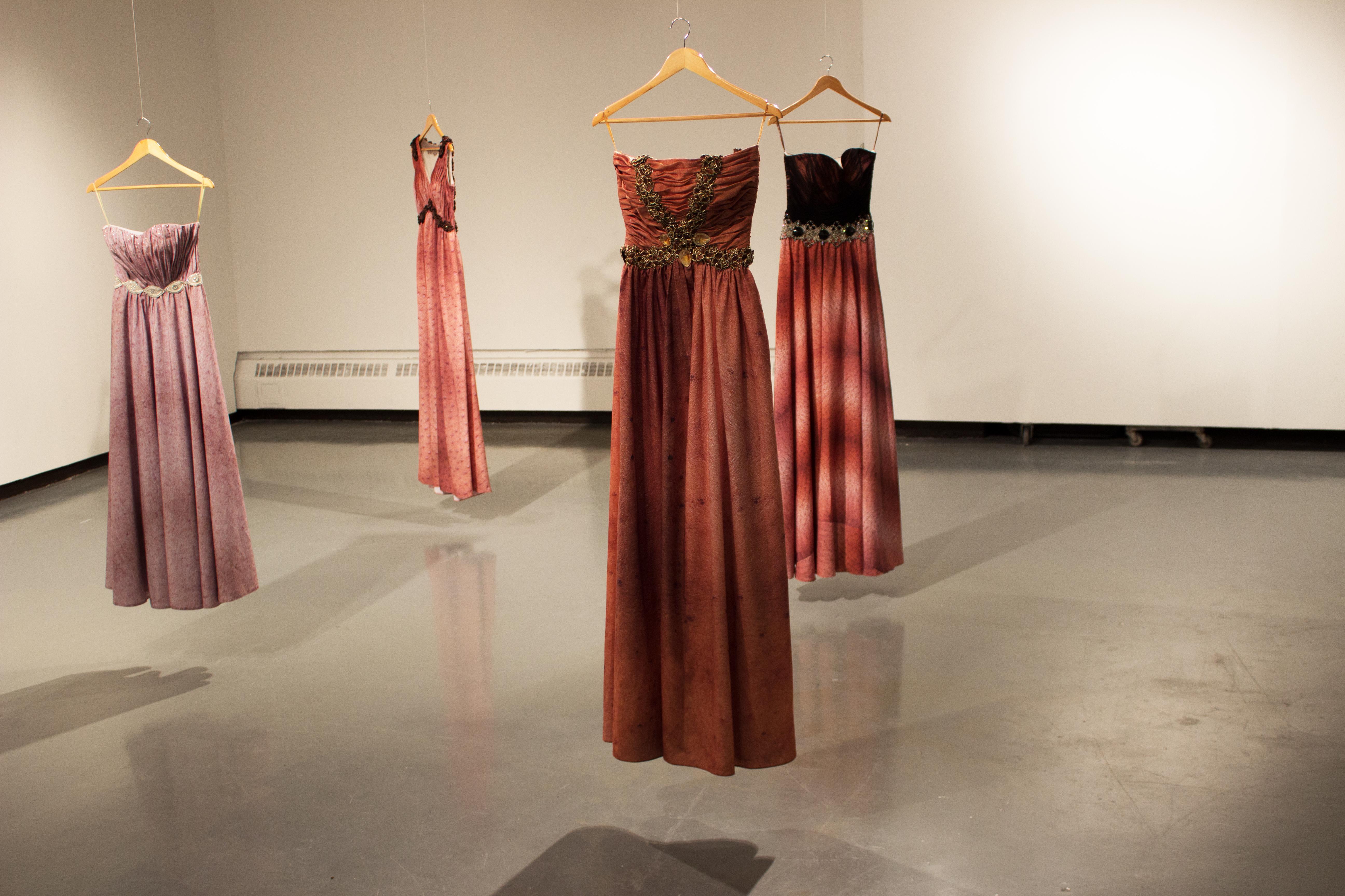 Skin Dress Exhibition View (2013-)